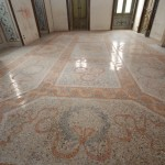 pavimenti policromi piano nobile